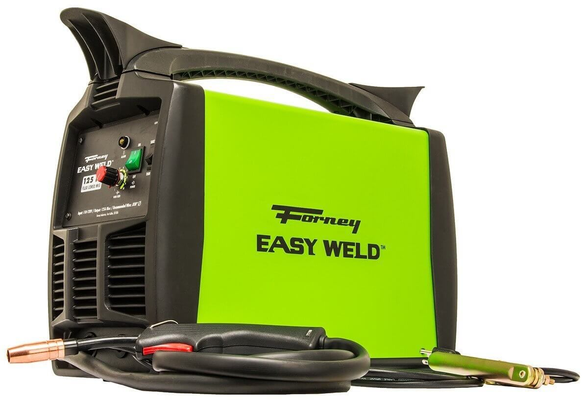 Forney Easy Weld 299 125fc Flux Core Welder Electronics Mig Additionally Wiring Diagram Besides Shock Cord