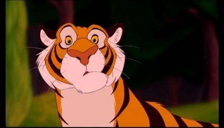 Rasha Jasmines Tiger Disney Sidekicks Disney Cats Disney Character Names
