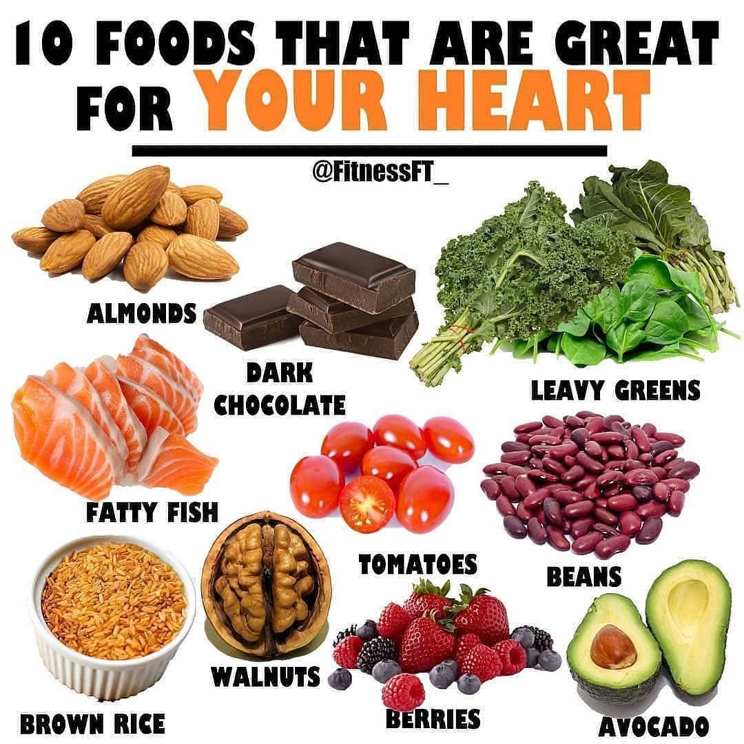 Foods Good For Your Heart Food Food For Kidney Health Nutritious Diet