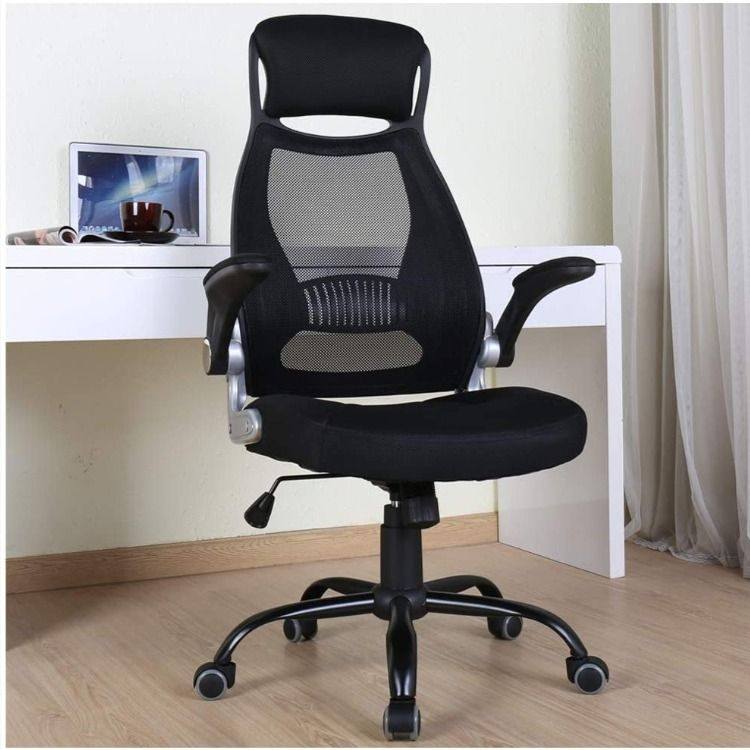 BERLMAN Ergonomic High Back Mesh Office Chair with