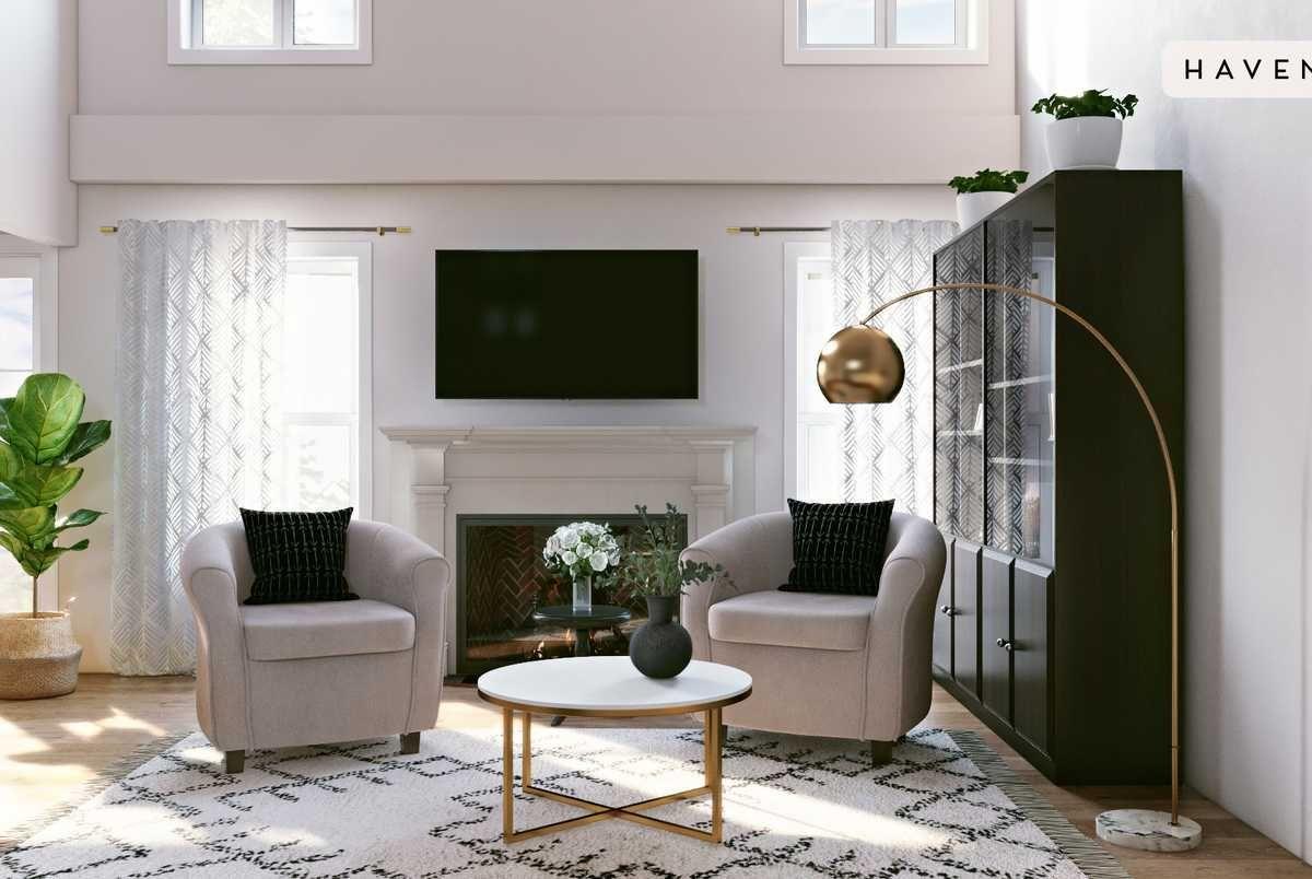 Living Room Interior Design Ideas Havenly Interior Design Living Room Living Room Scandinavian Interior Design