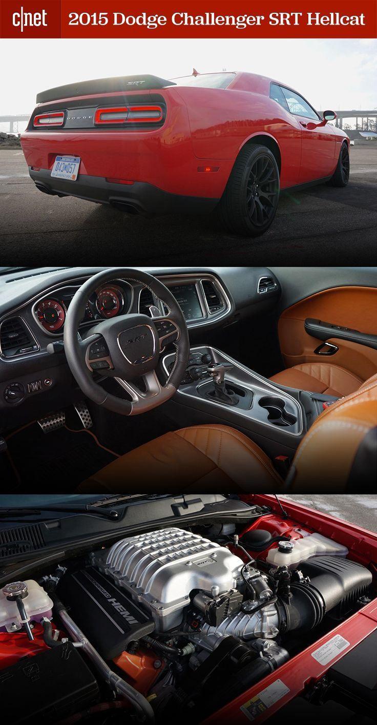 2015 Dodge Challenger Srt Hellcat Cool American Cars Dodge