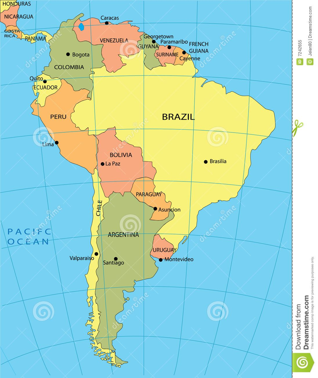 South America Map HD Wallpapers Download Free South America Map - Argentina map download