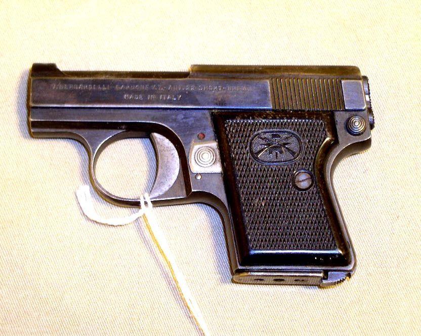 bernardelli 25 caliber automatic model 9 history of firearms