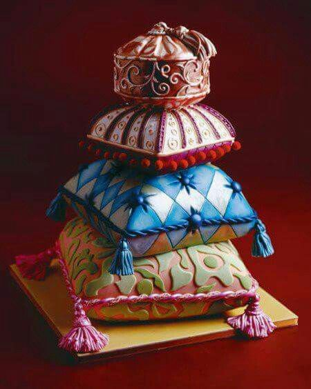 Torta de almohadad