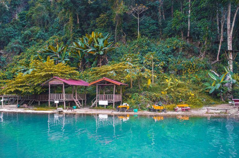 Visit Blue Lagoon Three In Vang Vieng Laos Asia Travel Laos Southeast Asia Travel