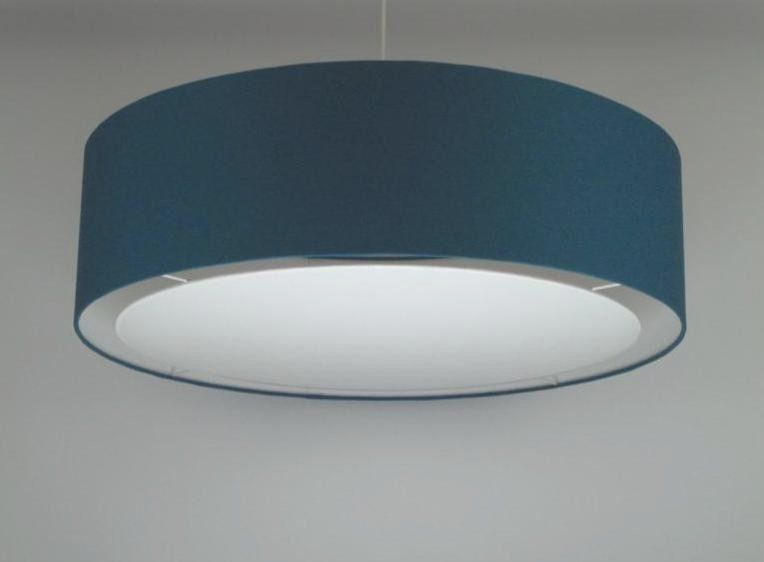 Lampenschirm Schlafzimmer ~ Lampenschirm petrol cm diffusor dawanda petrol und lichthaus