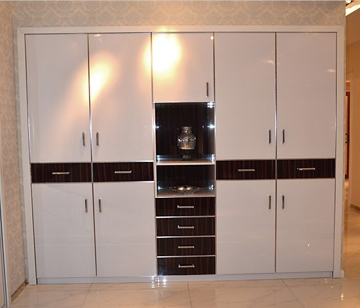 Pin On Home Interior Pedia Bedroom cupboard ideas kerala