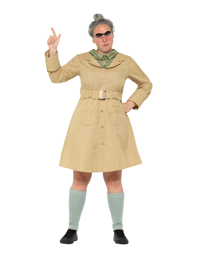 3692ae24b Looking for a good World Book Day costume for teachers? How about dressing  up as Miss Trunchbull? This hilarious costume comes from  partydelights.co.uk.