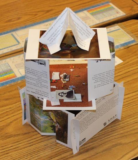 Two Story Building - 5th grader - Ogden, UT