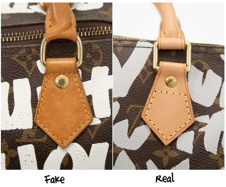 how to spot a fake LOUIS VUITTON  928964c9994c0