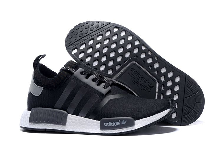 1dd2eebc9 Adidas Nmd Runner Black Grey