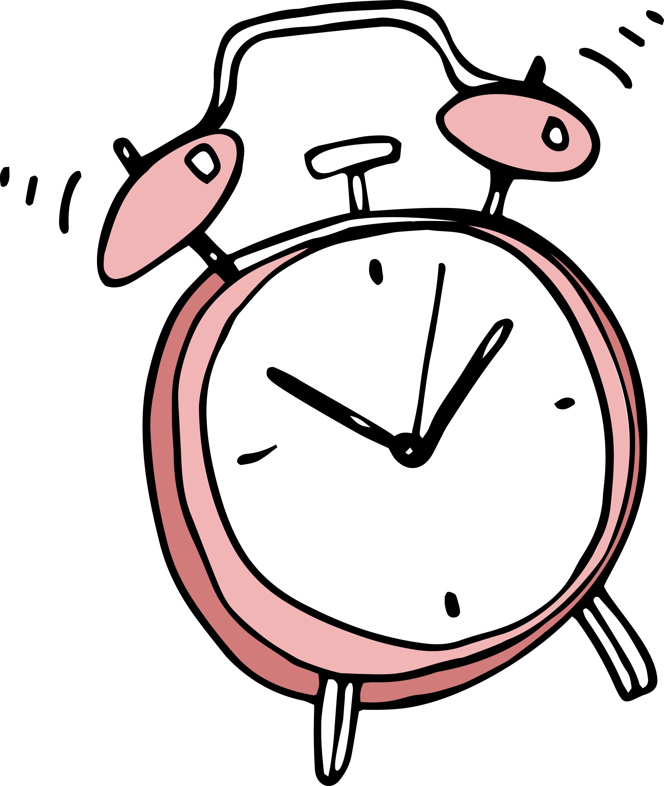 Cartoon category Clock Image. It is of type png. It is