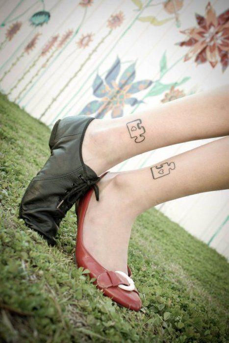 Best friends tattoos