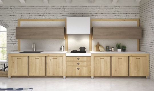 Cuisine contemporaine  moderne, chic, urbaine Future and Kitchens