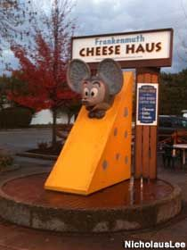 Frankenmuth Frankenmuth Cheese Haus Mouse Frankenmuth Frankenmuth Michigan Haus