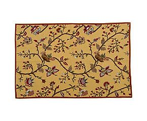 Tappeto in cashmere New Reinessance - 122x183 cm