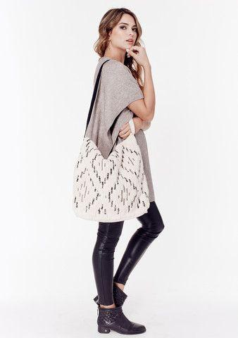 44b7ef839f3a Carla Tote - LOVESTITCH  lovestitch  boho  bag  tote  oversized  patterned