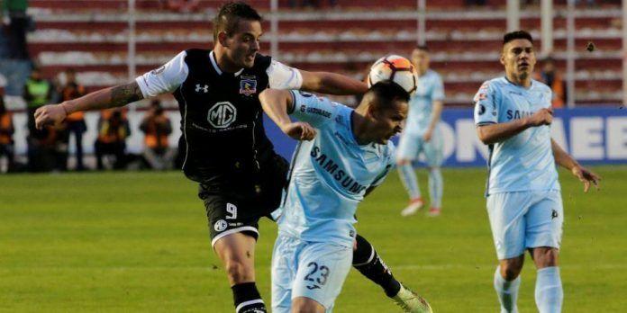 Colo Colo Vs Bolivar En Vivo Copa Libertadores  Ver Partido Colo Colo