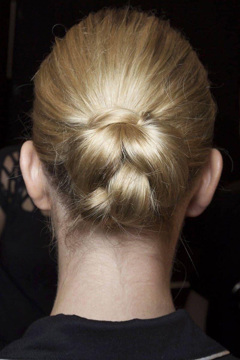 the best hair trends for spring 2015 pinterest big bun hair