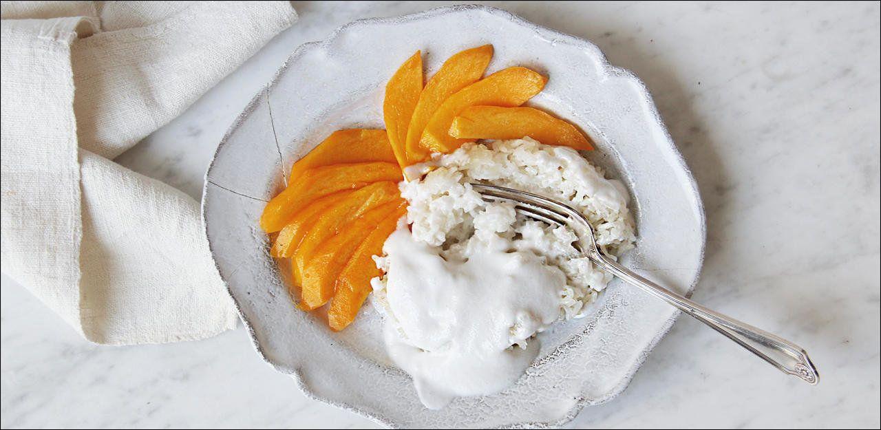 20 Minuten - Sticky Rice mit Mango für Ferien daheim - Workout
