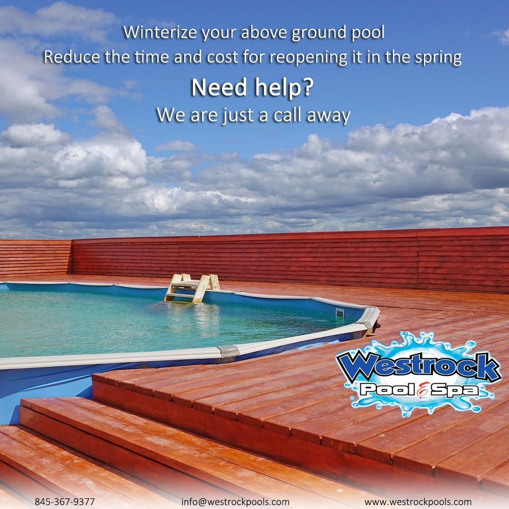 abovegroundpools In ground pools, Pool builders, Above