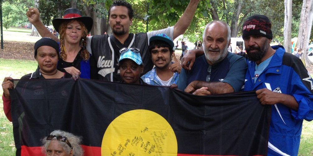 From uluru to reform the journey continues with images