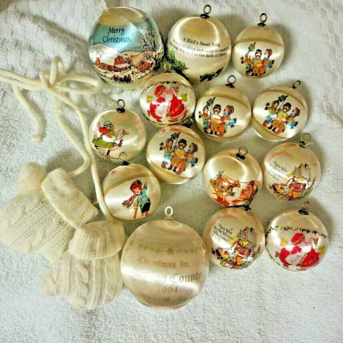 Vintage Christmas Ornament Lot Spun Carolers Mother Goose Etsy In 2020 Christmas Ornaments Vintage Christmas Ornaments Vintage Christmas