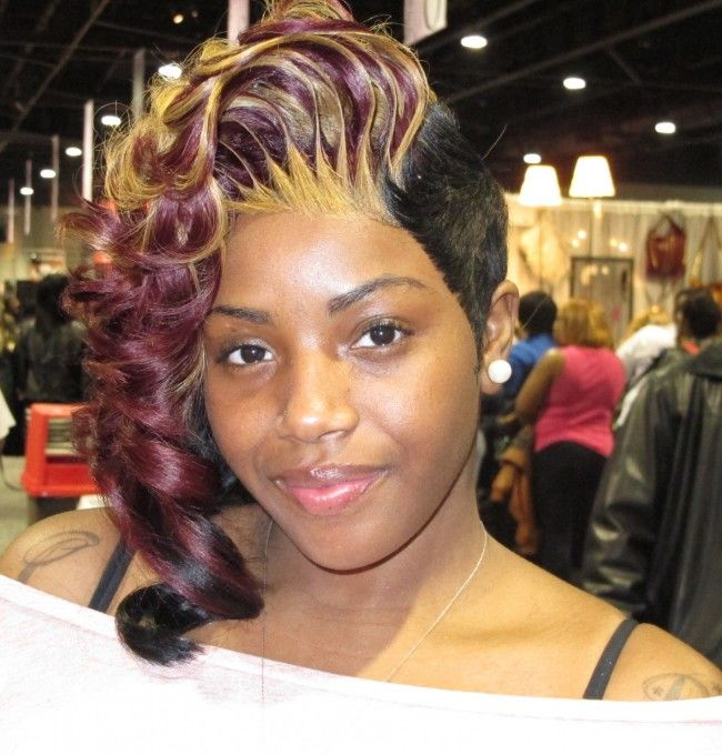 Surprising 1000 Images About Bronner Brothers Styles On Pinterest Atlanta Short Hairstyles Gunalazisus