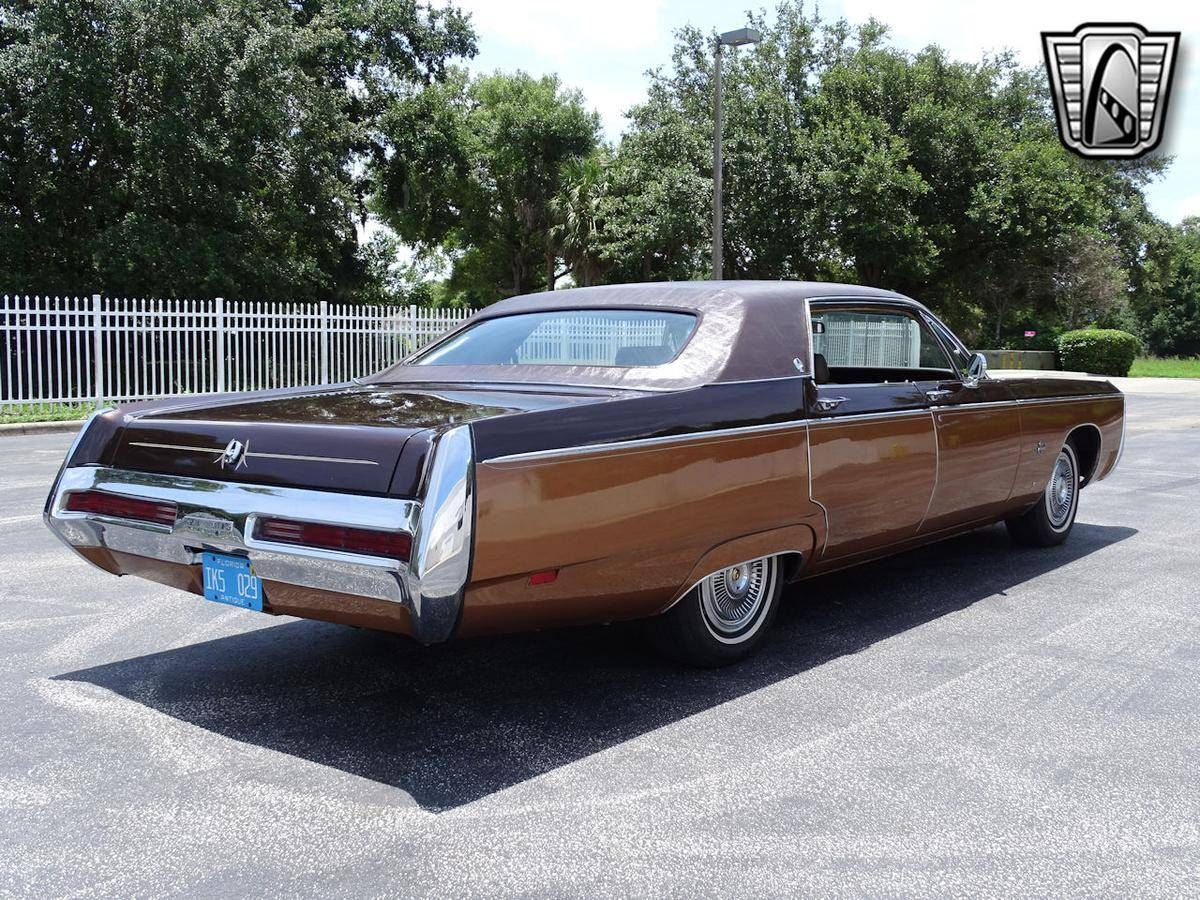 1969 Chrysler Imperial 4 Door Hardtop With Nicely Done Though Not