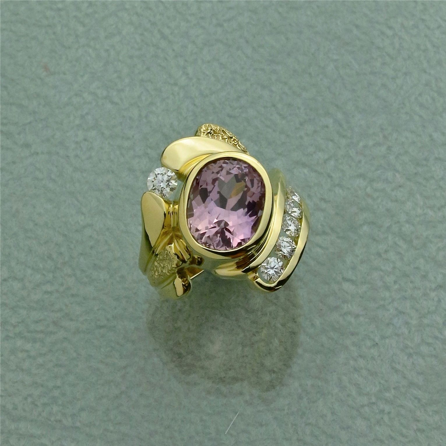 inner catalog sapphire mokum lilac and sterling karat w etched mokume sheath gold yg yellow ring gane silver with rings domed