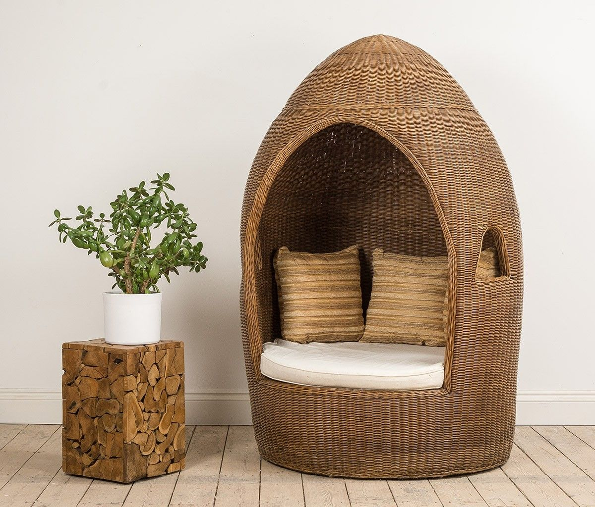 Rattan Chairs Contemporary Furniture Egg