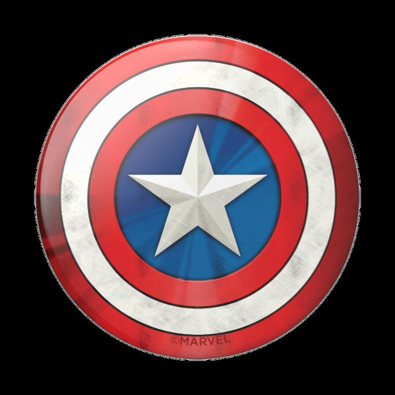 Captain America Logo Captain America Logo Captain America Typography Hand Drawn