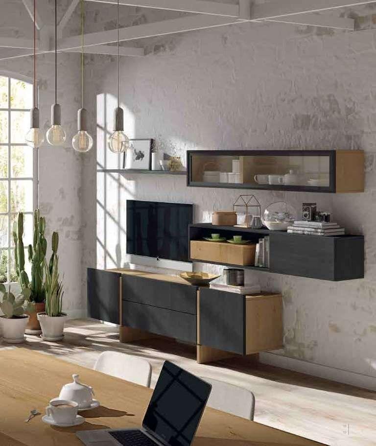 Mueble comedor moderno nature diseño 315-07 | Mobles Sedaví ...
