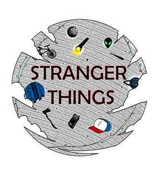 Vandal - Stranger Things by Sherbaltes