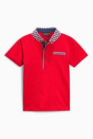 3507c59ed Comprar Polo de vestir de manga corta (3 meses-6 años) online hoy en ...