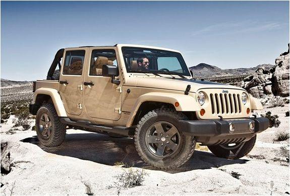 2011 Jeep Wrangler Mojave Limited Edition 2011 Jeep Wrangler
