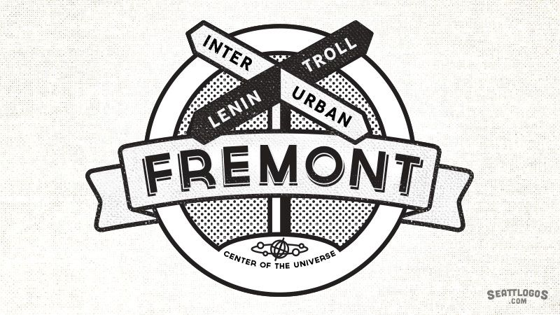 Fremont By Seattlogos Com Graphic Design Typography Typography