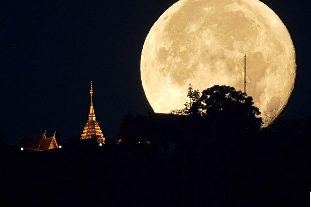 Image result for loy krathong full moon