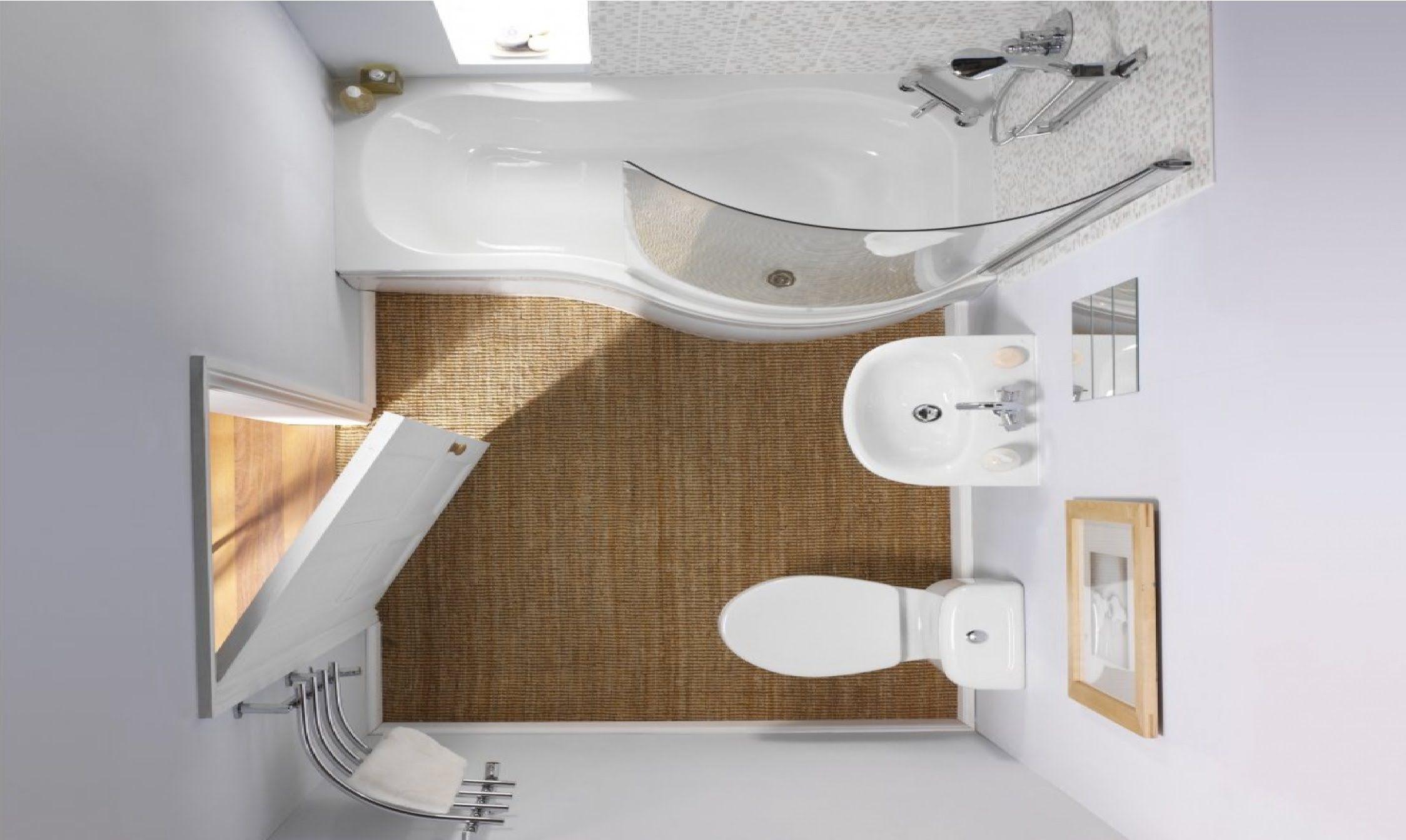 Einzigartige Kleine Badezimmer Entwürfe  Kleines bad mit dusche