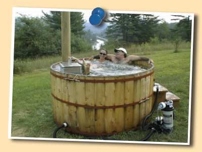 Tub Tour – cont. » Doc Hollis Woodfired Hot Tubs