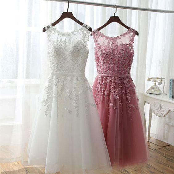 697858490 En el post del día de hoy quiero compartirles algunos diseños de vestidos  de xv años cortos que puedes considerar si quieres un vestido diferente.