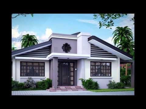 100 Small Beautiful House Design Photos That You Can Get Ideas From Simple House Designs Exterior Small House Architecture Small House Design Plans