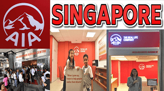 Job Opportunities In Aia Company Singapore Job Opportunities Job Singapore