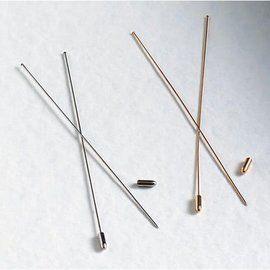 Hoedenspeld Of Hoedespeld Met Dopje Ca 165mm Speld 1 Mm Lang Goudkleur Hat Pins Silver Hats Arts And Crafts Supplies