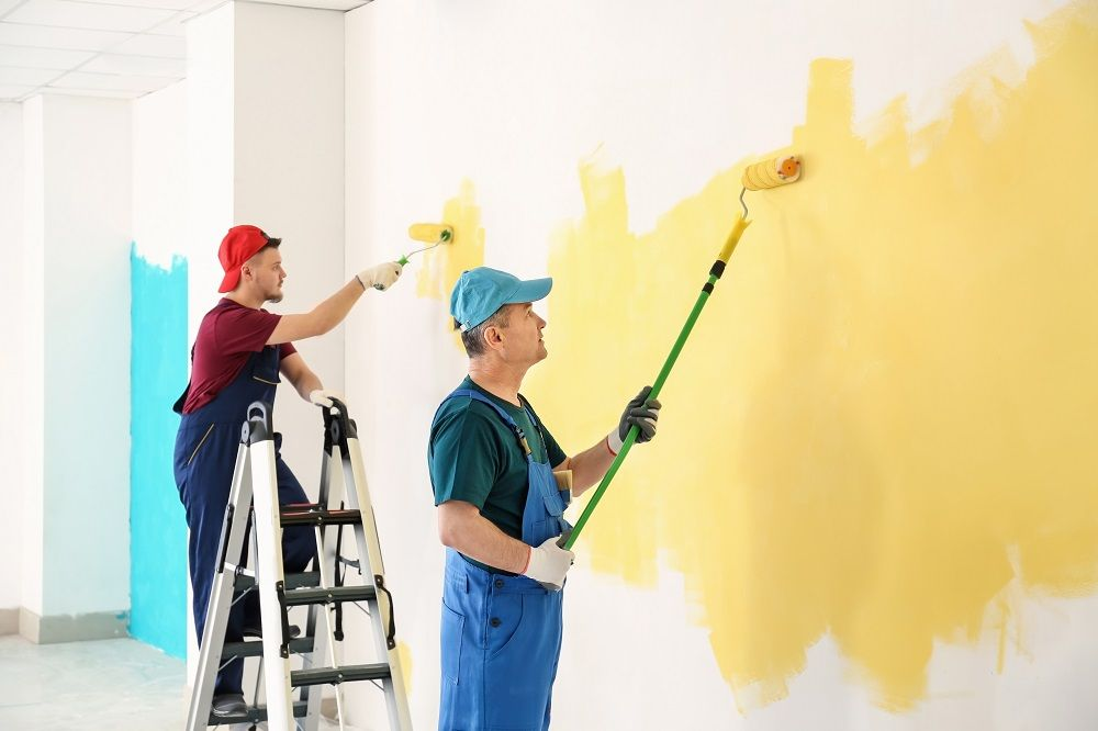 How to Look for Professional House Painters in 2020 | House painter, Paint  your house, House painting