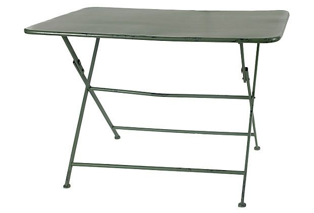 Wonderful For That Narrow Balcony In Europe Garden Table Metal Garden Table Metal Folding Table