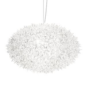 CASANOVA Møbler — KARTELL - Bloom ellipse S1 pendel - krystal