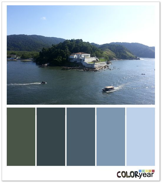 Santos, Coloryear, Colors