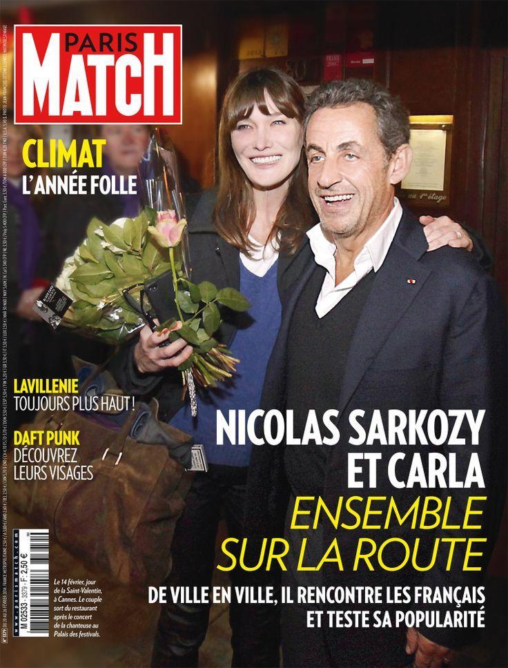 Carla Bruni Sarkozy Et Nicolas Sarkozy
